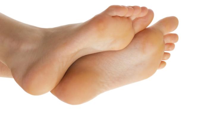 гъбички по краката