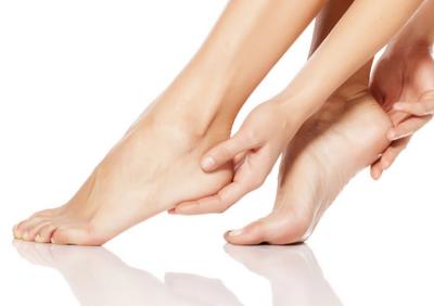 крака без гъбички