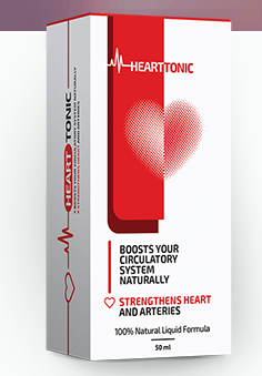 HeartTonic опаковка