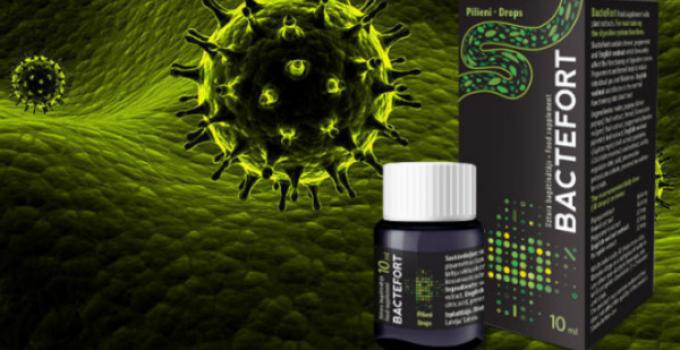BacteFort – Прогонете Бактериите и Паразитите Далеч от Тялото!