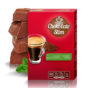 Chocolate Slim Опаковка