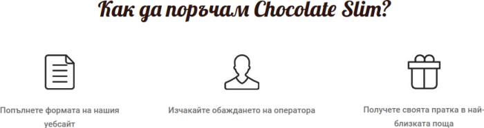 Как да Поръчаме Chocolate Slim?