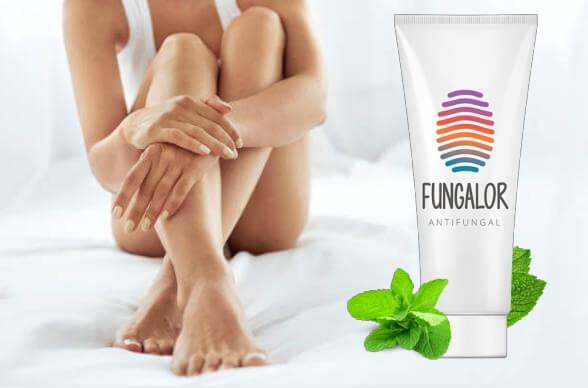 Нежни крака, Fungalor опаковка