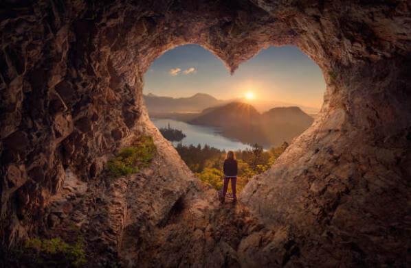 здраво сърце, планина