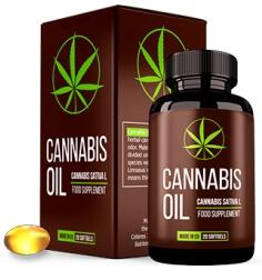Cannabis Oil капсули България