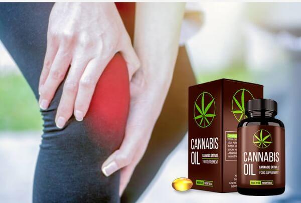 капсули, cannabis oil