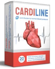cardiline капсули