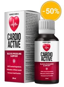 CardioActive Капки за Хипертония България