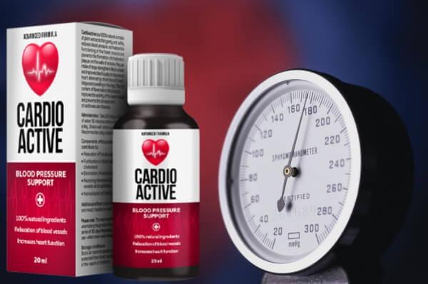 Cardio Active капки