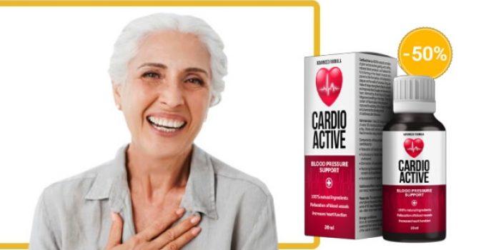 CardioActive капки снижават високото кръвно налягане и подобрява тонуса на сърцето бързо и ефикасно според коментари в онлайн форуми в България