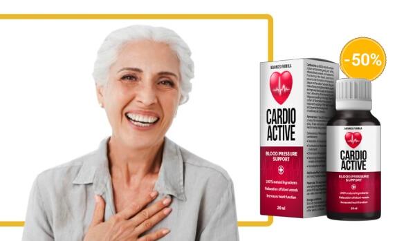 CardioActive капки мнения коментари