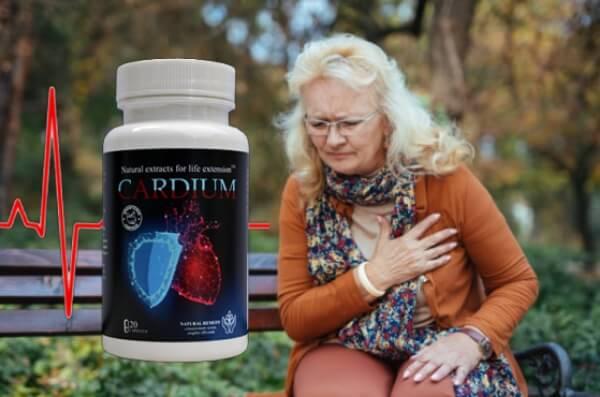 кардиум капсули за сърце и кръвно