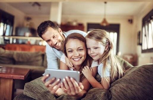 семейство, телефон