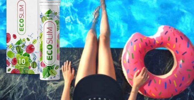 grape ecoslim, жена, басейн