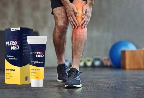 болка в коляно, flexomed