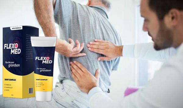 Flexomed gel, мъж, болки в кръста