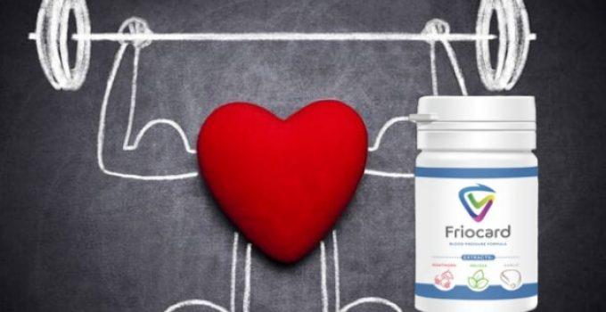 Friocard – Натурални Капсули за Високо Кръвно! Цена и Мнения на Клиенти?