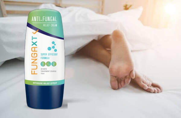ФунгаХТ, крем, крака