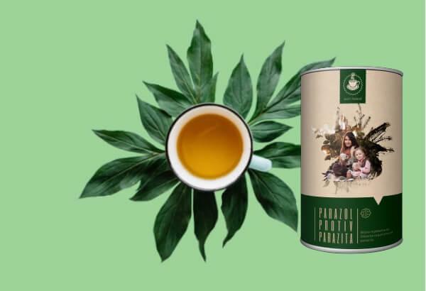 Parazol чай цена България