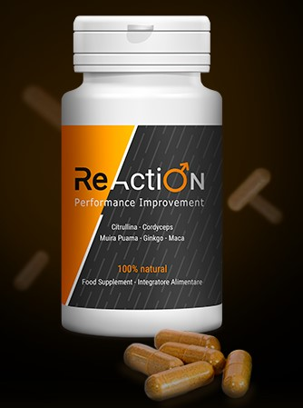 ReAction таблетки