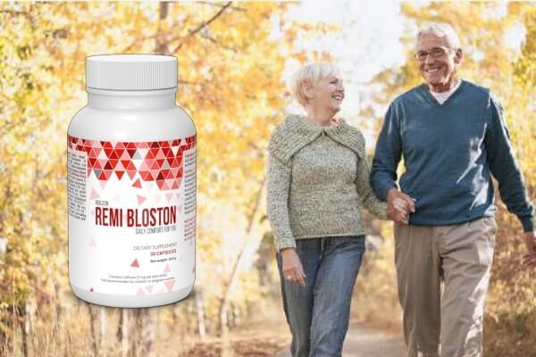 Remi Bloston, двойка в парка