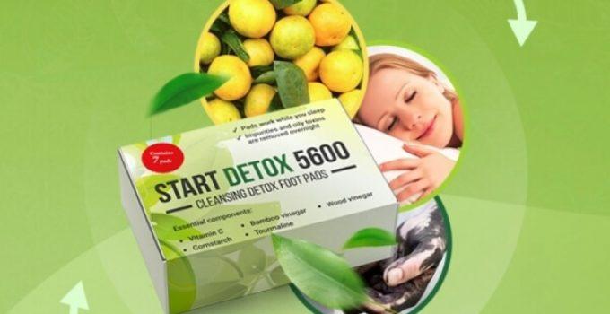 Start Detox 5600 пластири мнения отзиви