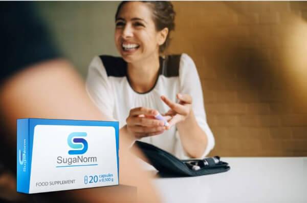 кръвна захар, suganorm