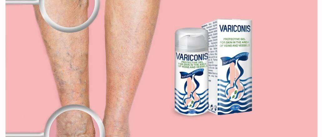 вариконис крем гел за разширени вени