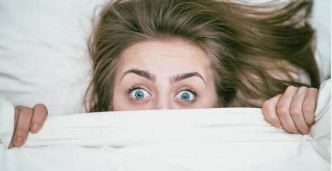 жена, легло, въпроси